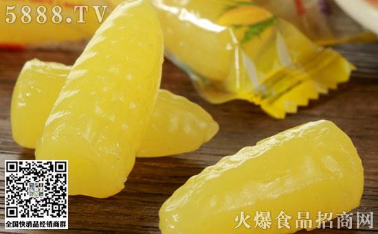 金丝猴玉米软糖价格