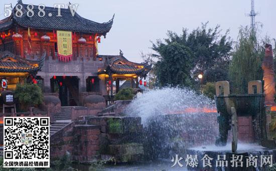 黄龙溪古镇好玩吗