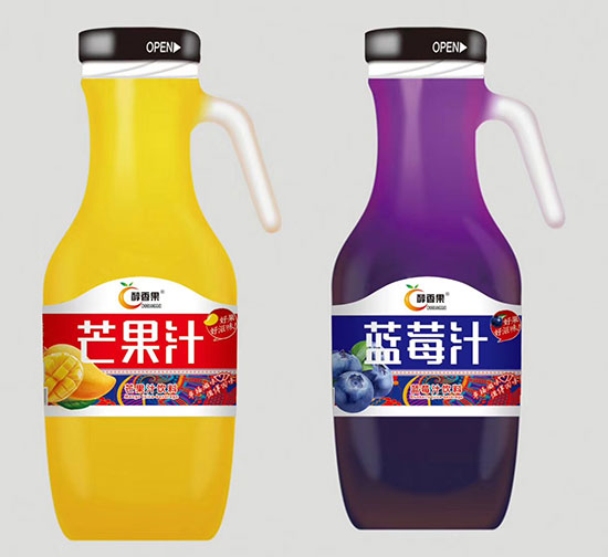 醇香果果汁
