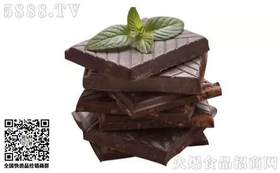 """""""健康主义"""" 黑巧克力抢占市场江山"""