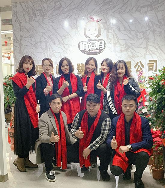 【福建闽佳鹭食品】刘总祝大家生意兴隆、财源广进、合家幸福!