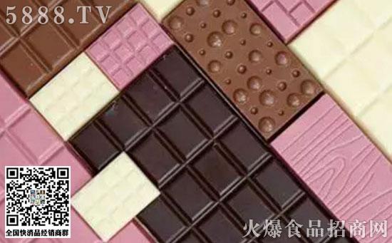 巧克力如何减糖还美味?卡夫宣布新专利