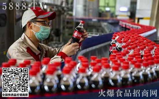 2019年可口可乐全国销售407亿元