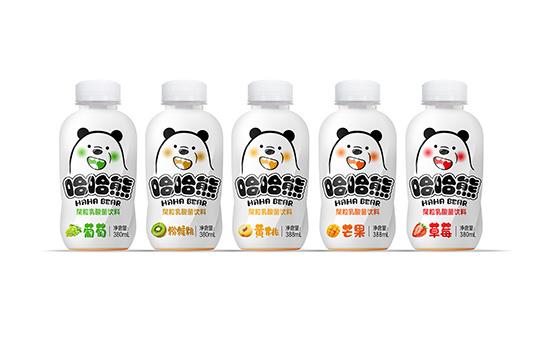 果粒乳酸菌饮料388ml系列