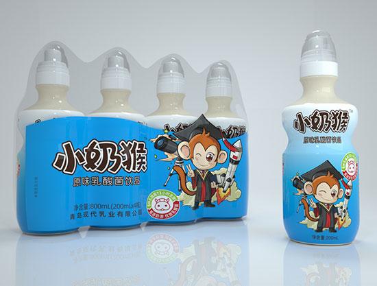 小奶猴�和�乳酸菌