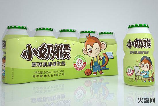 小奶猴乳酸菌