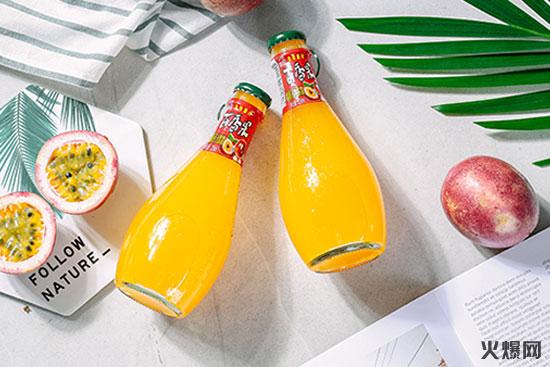 品世百香果汁
