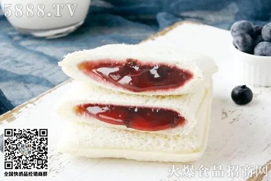 桃李口袋三明治面包价格