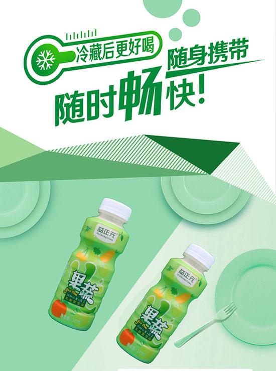 益正元果蔬乳酸菌饮品
