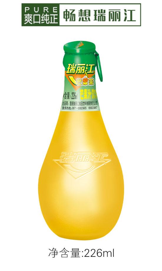 瑞丽江芒果汁饮料226ml