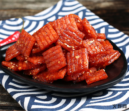 食为先网红辣条