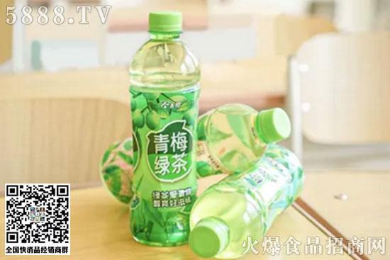 今麦郎绿茶3