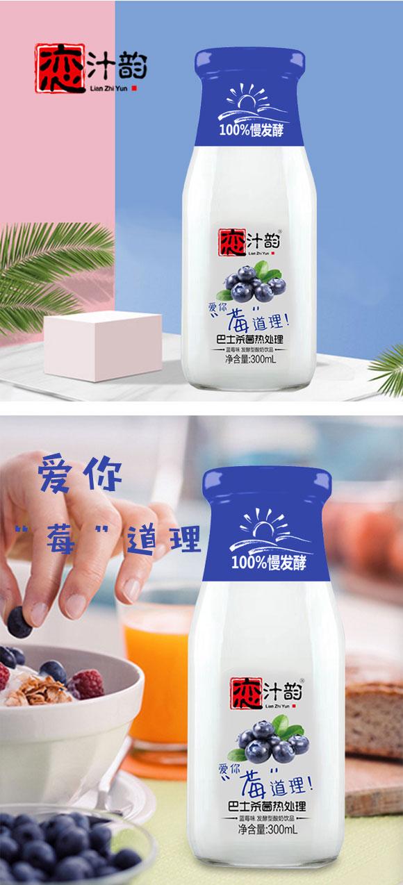 河北恋汁韵饮品有限公司酸奶蓝莓_04