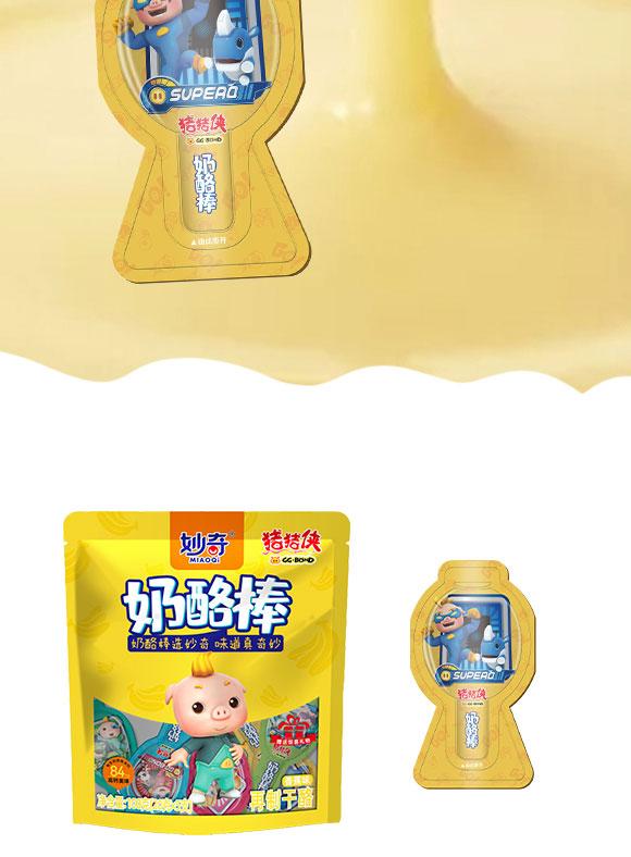 猪猪侠奶酪棒香蕉味100g
