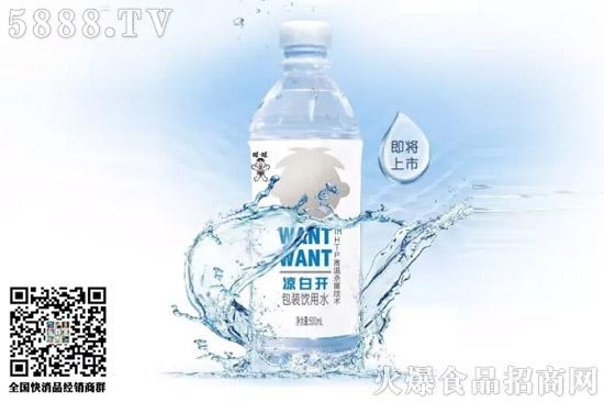伊利、小米、仁和、好丽友……这些新玩家杀进瓶装水市场!