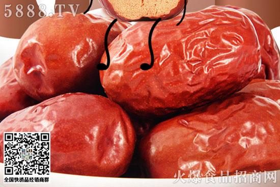 享鲜人红枣价格