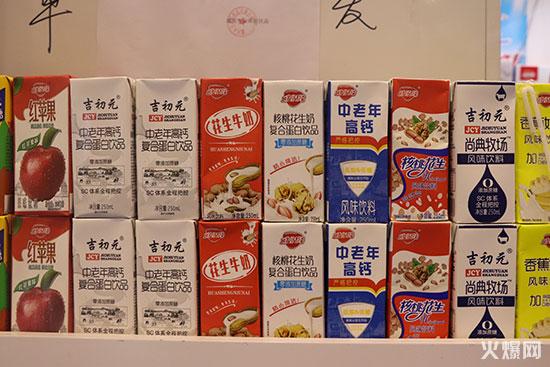 15年品质如一,漯河市金娇阳饮品亮相郑州糖酒会!