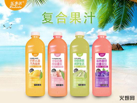 乐事达复合果汁饮料1.25L