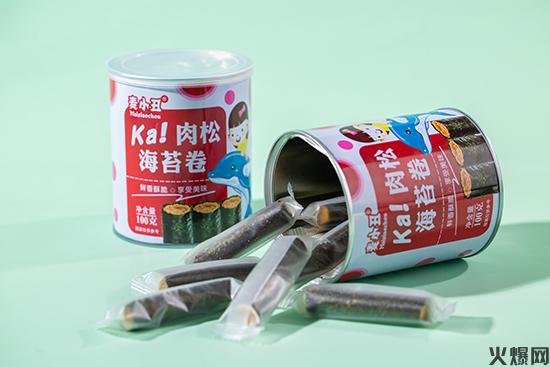 麦小丑 Ka!肉松海苔卷,多层次鲜明口感,引爆你的味蕾!