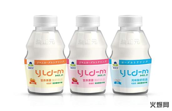 80g益小点果蔬酸奶