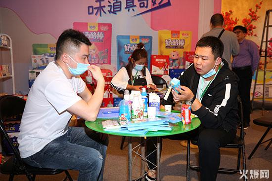 2020年济南秋季糖酒会,速来围观猪猪侠乳品