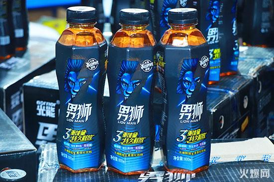 秋糖启幕,男狮来袭!重庆光能饮料是真的火!