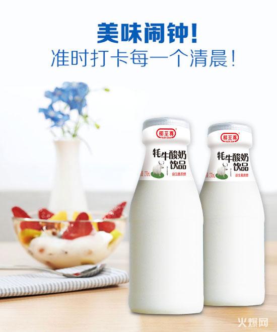 健��牦牛酸奶�品