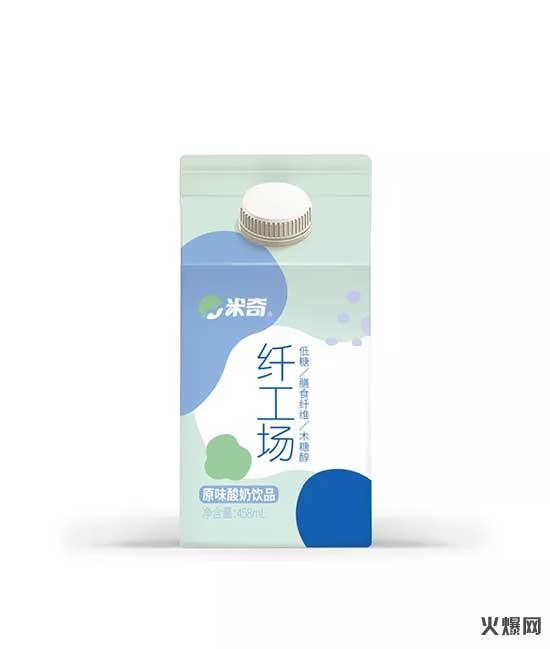 米奇�w工�S果粒乳品