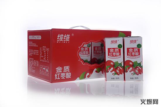 天山雪大红枣系列饮品
