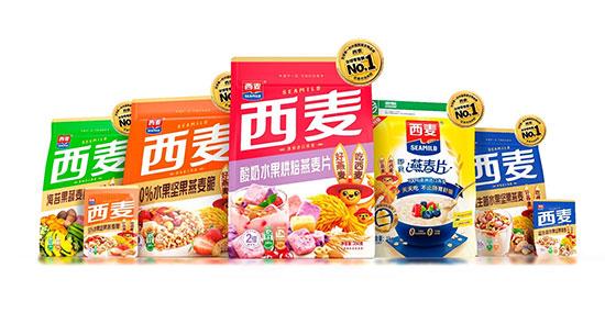 """燕麦零售势头猛,行业巨头西麦又出""""王炸""""!"""