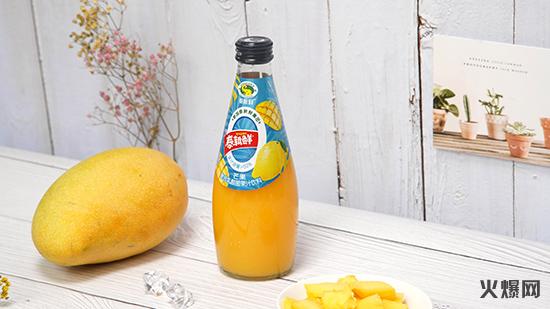 芒果复合乳酸菌果汁饮料