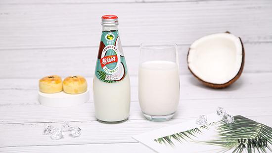椰子汁植物蛋白饮料