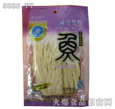 顺洋-风琴鱿鱼50g|青岛顺洋食品有限公司-火爆食品网.